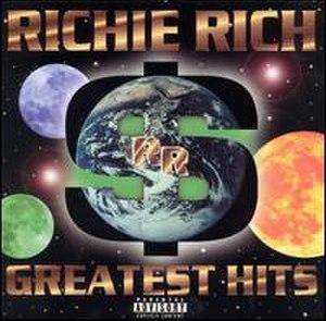 Greatest Hits (Richie Rich album) - Image: Greatest Hits (Richie Rich album)