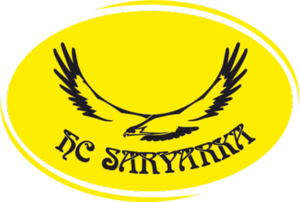 Saryarka Karagandy - Image: HC Saryarka Logo