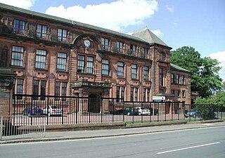 Hamilton Grammar School Secondary school in Hamilton, South Lanarkshire, Scotland