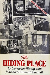 <i>The Hiding Place</i> (biography) book by Corrie ten Boom
