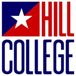 Hill College - Image: Hill College Logo