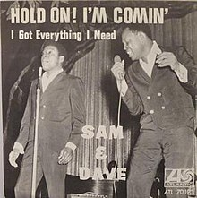 Hold On, I'm Comin' (single sleeve).jpg