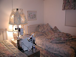 Home hemodialysis