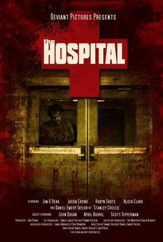 The Hospital (2013 film) - Theatrical Movie Poster