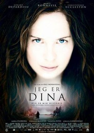 I Am Dina - Norwegian Theatrical poster