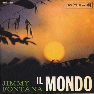 Il Mondo (song) - Image: Il Mondo song