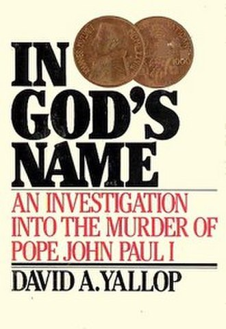 In God's Name - Book Cover