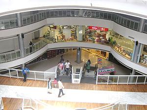 BM Habitat Mall - Inside the BM Habitat Mall