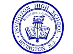 Irvington High School (New Jersey) - Image: Irvington High School (New Jersey). logo