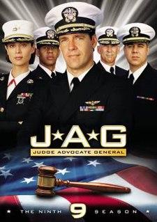 <i>JAG</i> (season 9) Season of television series