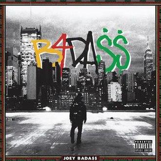 B4.Da.$$ - Image: Joey Badass B4.Da.$$