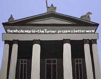 Rachel Jordan - The Whole Word – The Turner Prize = A Better World by Rachel Jordan.
