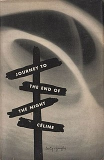<i>Journey to the End of the Night</i>