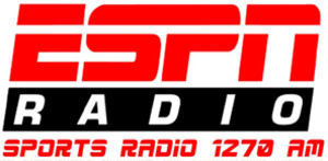 KIIK (AM) - Image: KIIK AM ESPN 1270 radio logo