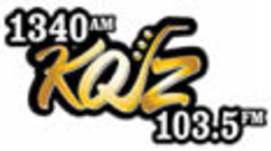 KQDE - Logo used until October, 2012.
