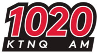 KTNQ 1020 AM logo.png