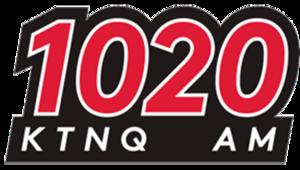KTNQ - Image: KTNQ 1020 AM logo