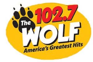 KWVF - Image: KWVF Radio station Logo