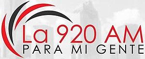 KYST - Image: KYST La 920AM logo