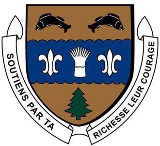 Kedgwick, New Brunswick - Image: Kedgewick NB seal