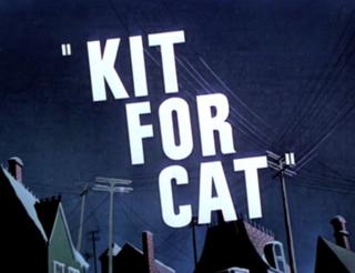 <i>Kit for Cat</i> 1948 American film