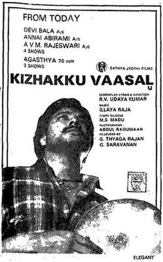 Kizhakku Vasal - Poster