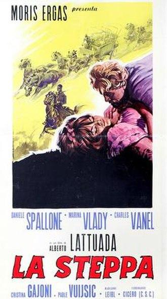 La steppa - Film poster