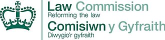 Law Commission (England and Wales) - Image: Law Commission logo