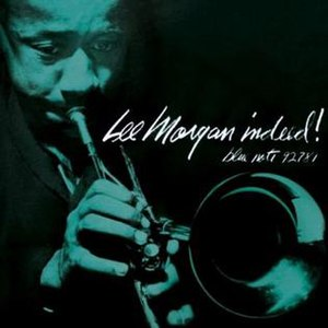 Lee Morgan Indeed! - Image: Lee Morgan Indeed!
