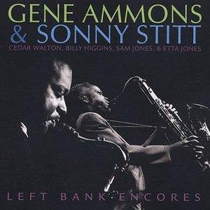 Left Bank Encores - Image: Left Bank Encores