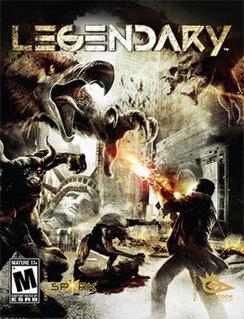 <i>Legendary</i> (video game)