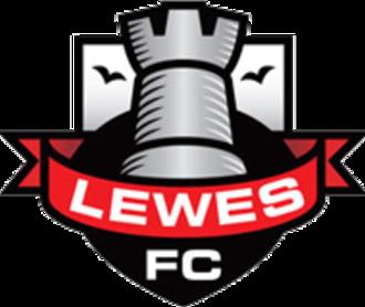 Lewes F.C. - Image: Lewes F.C. logo