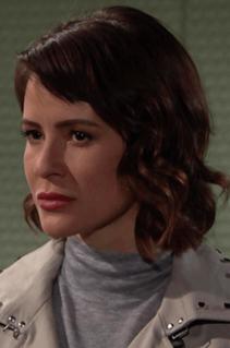 Caroline Spencer fictional human
