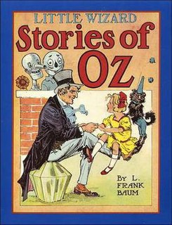 <i>Little Wizard Stories of Oz</i> book by L. Frank Baum