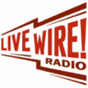Live Wire Radio - Image: Live Wire Radio logo