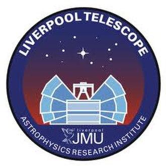 Liverpool Telescope - Liverpool Telescope Logo