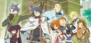 Log horizon demikas wife sexual dysfunction