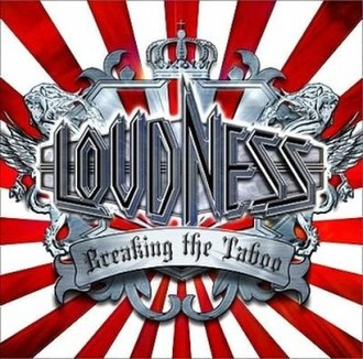 Breaking the Taboo (album) - Image: Loudness Breaking The Taboo