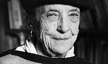 Louise Bourgeois portrait