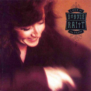 Luck of the Draw (album) - Image: Luck Of The Draw (Official Album Cover) by Bonnie Raitt