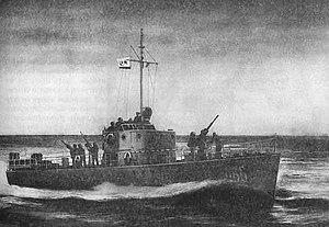 Mo Class Small Guard Ship Wikipedia