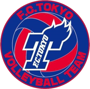 F.C. Tokyo (volleyball) - Image: M fctokyo