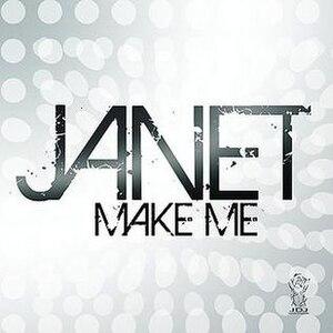 Make Me (Janet Jackson song) - Image: Make Me (Janet Jackson single cover art)
