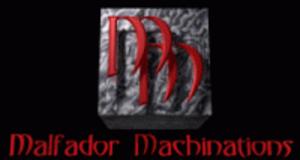 Malfador Machinations - Malfador logo