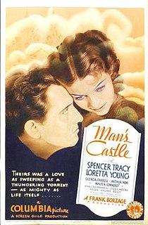 <i>Mans Castle</i> 1933 film by Frank Borzage