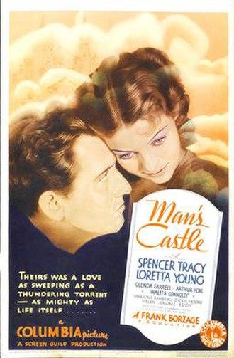 Man's Castle - Movie poster
