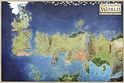 World of A Song of Ice and Fire - Wikipedia