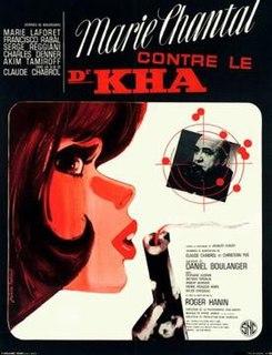 <i>Marie-Chantal contre le docteur Kha</i> 1965 film by Claude Chabrol