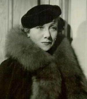 Marjorie Gateson - Image: Marjorie Gateson