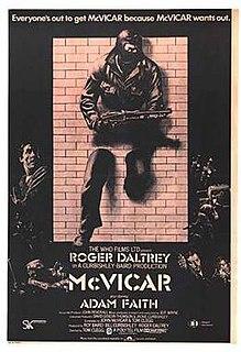 <i>McVicar</i> (film) 1980 film